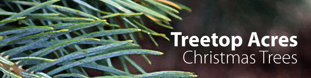 Treetop Acres Christmas Trees